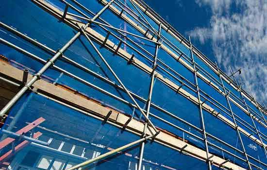 commercial and industrial scaffolding service hampshire